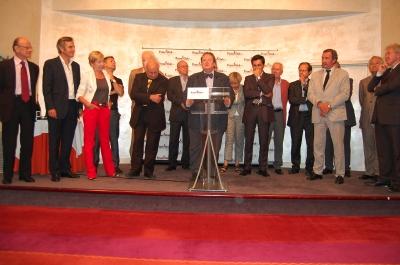 Prix Press Club Humour et Politique