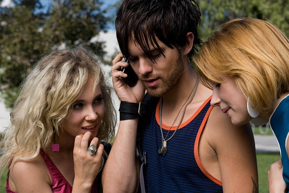 kaboom Juno Temple London Thomas Dekker Smith Haley Bennett Stella