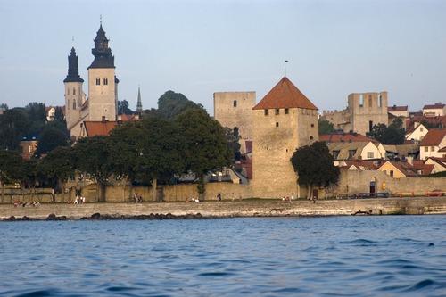 Visby ville médiévale